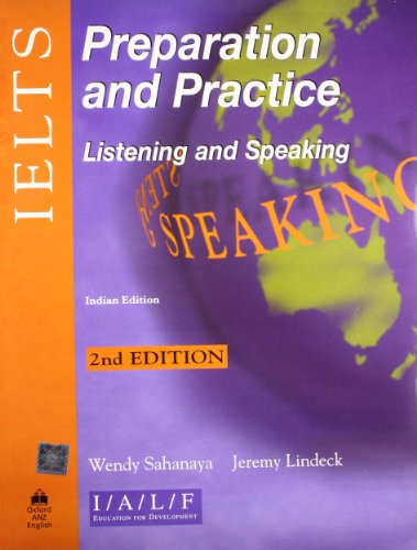 IELTS preparation and practice : listening and speaking